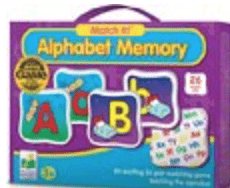 Match It! Alphabet Memory
