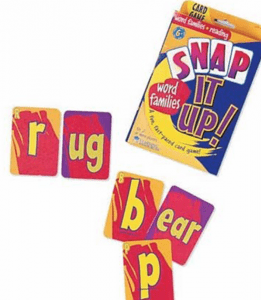 Snap It Up!
